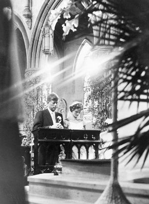 Image result for church where jfk was married
