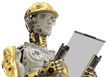 Image of Robots will take over low-income jobs first (PCWorld).