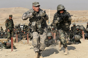 44 Afghani troops disappear while training in the U.S.