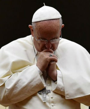 Pope Francis' moving appeal for Mosul