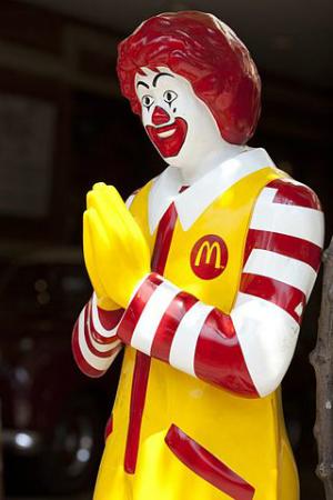 The cardinals aren't McLovin' it - McDonald's to open in Vatican City