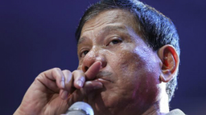 What the! President Duterte promises God to stop swearing