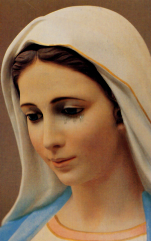 A new Marian prayer has been written and it will move you to tears