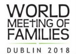 Image of The World  Meeting of Families 2018 will be in Ireland.