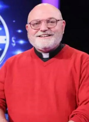 Priest wins $250k on TV game show and DONATES ALL OF IT