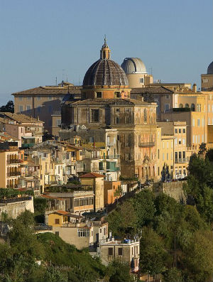 Castel Gandolfo, shunned by Pope Francis, is open to the public