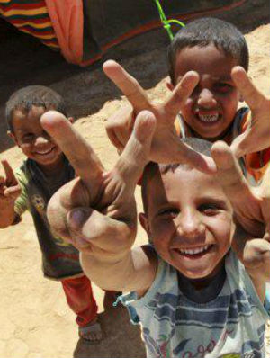 Over 1M Syrian Christian and  Muslim children sign appeal for peace