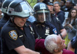 Image of What should Catholics do in the face of police aggression?
