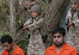 Image of A new terrorist propaganda video reveals children executing