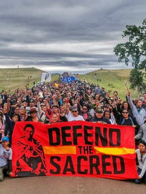Should Christians protest the Dakota Access Pipeline?