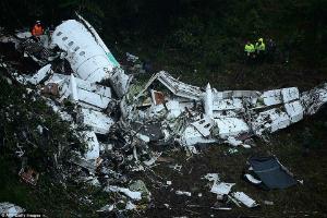 Championship Brazilian soccer team perishes in overnight plane crash