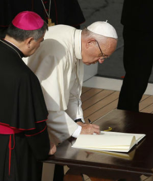 7 keys to understanding the Apostolic Letter 'Misericordia et Misera'