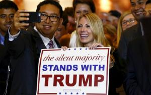 The FIVE SECRET reasons why Trump won