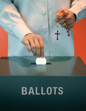 Catholic vote too close to predict - 'We just don't have enough data'