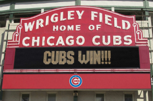 Black magic? Have you heard about the curse broken by the Chicago Cubs?