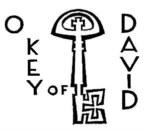 The 'O' Antiphons - O Clavis David