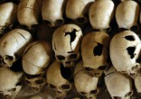 Image of Rwanda genocide finally receives apology from the Church.