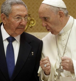 Pope Francis asks for mercy - Cuba responds by pardoning 787 prisoners