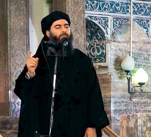 ISIS leader Al-Baghdadi may be captured in Mosul, orders men to fight to the death