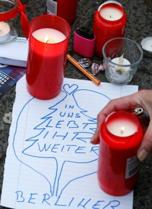 Berlin mourns Christmas Market victims as German Bishops call for Day of Prayer