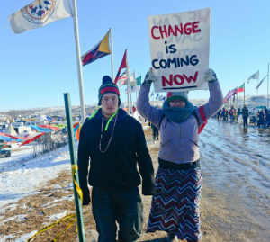 Native Americans REJOICE as DAPL construction halts, but celebrations could be short lived