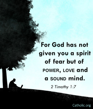 Your Daily Inspirational Meme: 2 Timothy 1:7