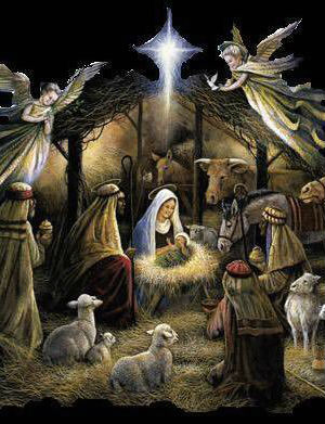 Advent Reflection The Manger And The Cross Calvary