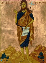 Image of An Icon of John the Baptizer
