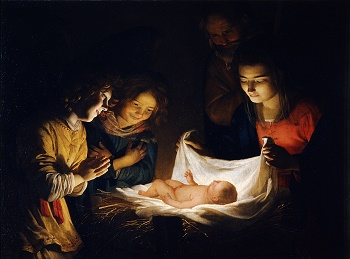 The Real Christmas Gift: Because Jesus is Born, We Can Be Born Again