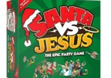 Image of Santa vs. Jesus board game sparks controversy.