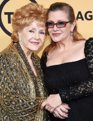 Death by Broken Heart?: Actress Debbie Reynolds dies at 84, just one day after her daughter, Carrie Fisher