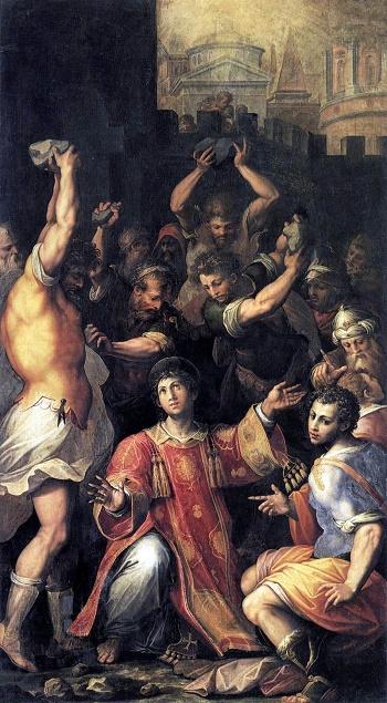 The Catholic Deacon as Ordained Minister on the Feast of St Stephen, Deacon and Martyr