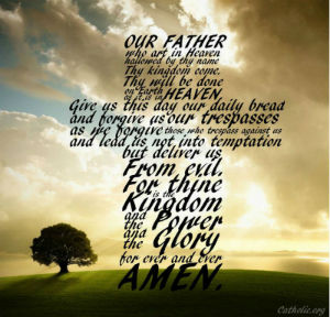 Your Daily Inspirational Meme: Our Father...