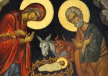 Image of Come look at the Nativity.