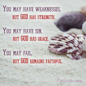 Your Daily Inspirational Meme: Strength, Grace, Faithful