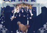 Image of 'Caroling at Ephesus' is the latest Christmas album from the Benedictine Nuns.