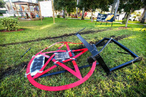 Let's call Satanic displays at Christmas what they really are: VANDALISM AGAINST CHRISTIANS