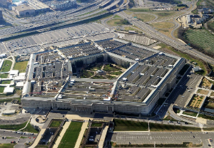 Pentagon wastes $125 billion of YOUR money, virtually providing a boss for every person