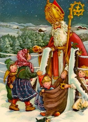 How many of these 10 little-known facts about St. Nicholas do YOU know?