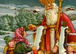 Image of St. Nicholas was known for more than just giving gifts to kids.