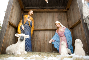 The shocking and upsetting reason why one priest won't allow a Nativity scene