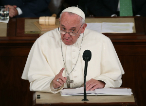 Pope Francis has issued a warning about the media's obsession with coprophilia.