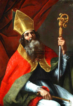 St. Ambrose: Hold fast to God, the one true good