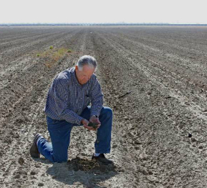 A warning: California to run out of water within 20 years, food production to collapse