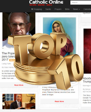 TOP 10 ARTICLES FROM 2016
