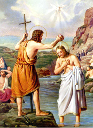 The Happy Priest on the Baptism of the Lord and our own Baptism