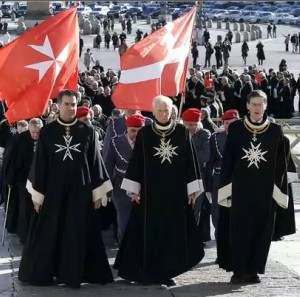 Who are the Knights of Malta?
