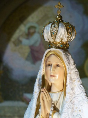 Our Lady of Fatima will be crowned by Cardinal Nichols at initiation of the 100-year anniversary