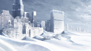 Not by fire but by ice? The frigid scenario where global warming triggers an ice age gets a second look