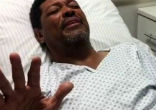 Image of Popular Brazilian pastor was rushed to a hospital after the attack.